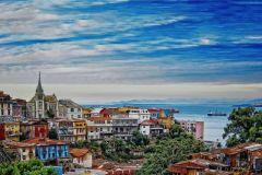 De Santiago: Destaques de Valparaíso e Viña del Mar