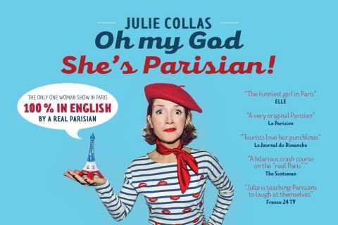 """""""Oh My God She's Parisian!"""" Comédie parisienne en anglais"""