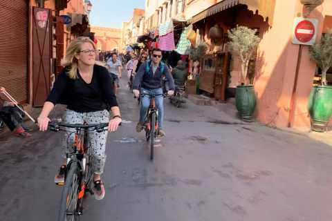 Marrakech: 3-Hour Biking Tour