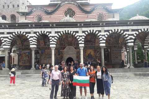 From Sofia: Shuttle Tour to Rila Monastery & Boyana Church