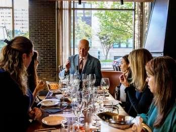Philadelphia: 2-stündige Weinprobe in der Altstadt