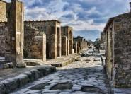 Neapel: Amalfiküste Transfer mit 2-stündiger Pompeji-Pause