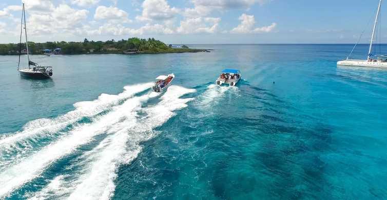 Punta Cana: Isla Saona & Buggy-Fahrt - Kombitour