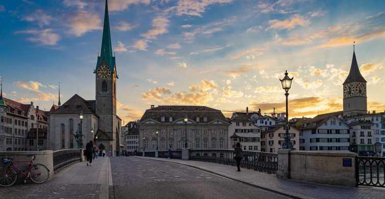 Zurich: Albert Einstein's City Exploration Quest Game