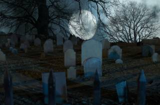 Salem: 1-stündige Haunted Ghost Tour
