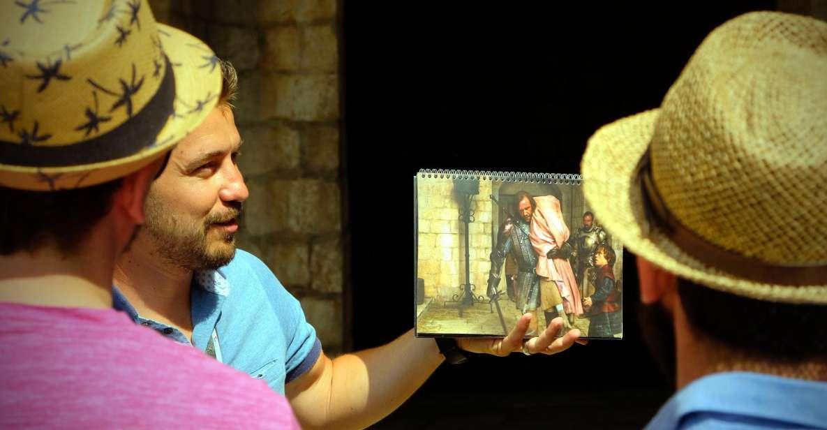 Dubrovnik: Lokrum Island Game of Thrones Tour