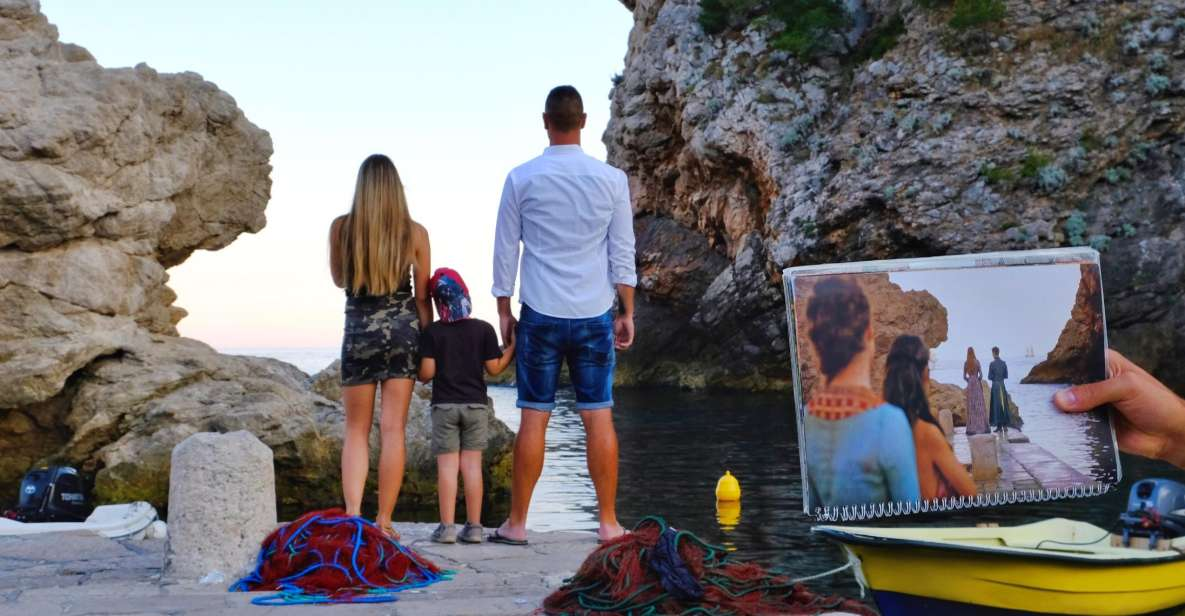 Dubrovnik: tour de Juego de Tronos a la isla de Lokrum