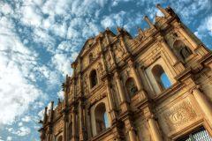 Macau: Ruínas de uma hora e meia de São Paulo e Centro Histórico