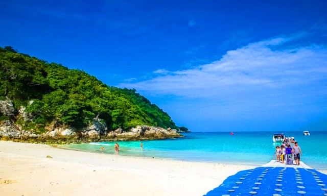 Phuket: Coral Island Private Speedboat Charter Tour