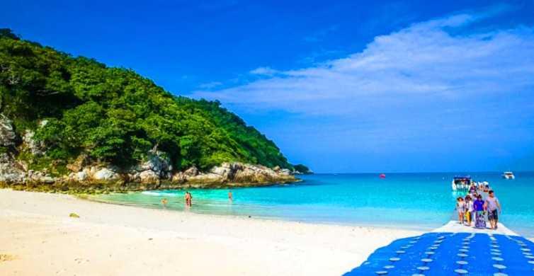 Phuket: Private Speedboat-Tagestour zur Korallen-Insel