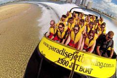 Paradise Jet Boating 55 minutos de aventura em Broadwater