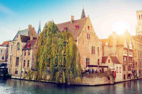 Brussels: Small Group Discovery Tour of Bruges