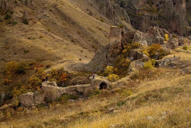 Armenië: tussen kloosters en forten van Vayots Dzor