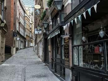 London: Tour von Orten aus World of Wizards & Harry Potter