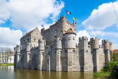 From Brussels: Ghent and Bruges Combination Small Group Tour