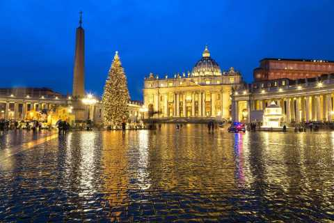 Rome: Christmas Nativities and Angels Tour