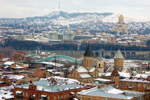 Tbilisi, Mtskheta & Monastery Full Day Private Trip