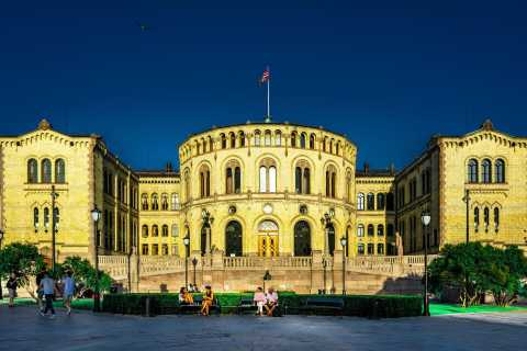 Oslo: Highlights der Stadt - Privater Rundgang