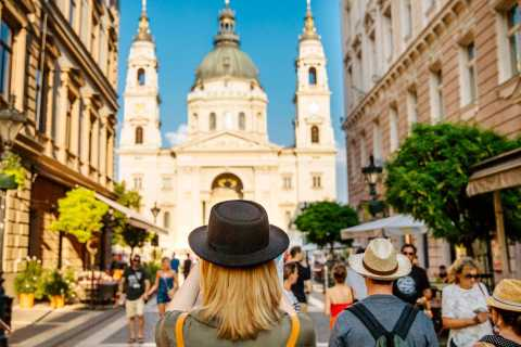 Budapest: 3-Hour Grand City Tour and Castle Walk