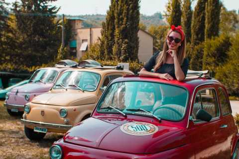 From Florence: Self-Drive Fiat 500 Tour