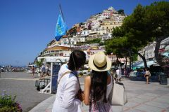 Excursão Guiada Positano, Amalfi, Ravello saindo de Sorrento