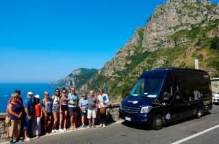 Ab Neapel: Positano, Amalfi & Ravello Tour mit Führung