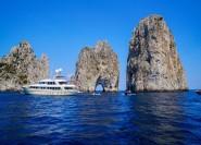 Ab Sorrent: Capri & Anacapri - Mini-Kreuzfahrt mit Guide