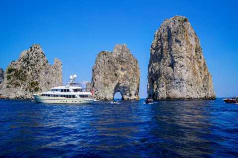 From Sorrento: Capri & Anacapri Mini-Cruise with Guide