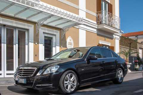 Private Transfer from Naples to Sorrento or Vice Versa