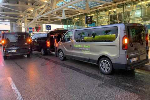 Lisbon: Private Transfer to/from Lisbon Airport