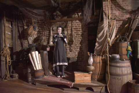 Savannah: Vagnrundtur med spöken och gravstenar