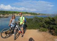 Alghero: Fahrradtour zu geheimen Stränden