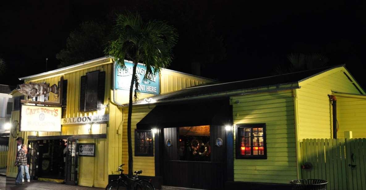 Key West: Bone Island Haunted Pub Crawl