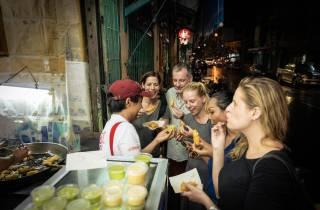 Bangkok: Streetfood-Tour am Abend in kleiner Gruppe