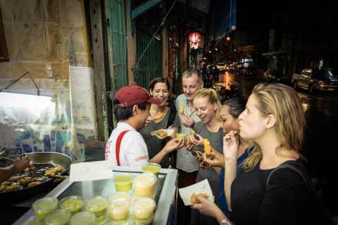Bangkok: Small Group Evening Street Food Walk