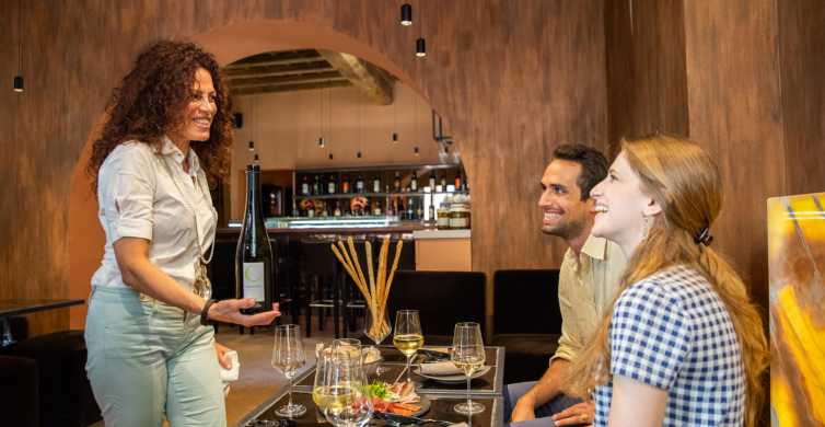 Rome: 2.5-Hour Wine Tasting Experience in Rome City Center