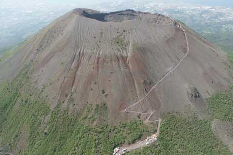 From Sorrento: Mount Vesuvius E-bike Tour
