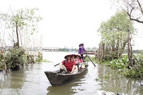 Ho Chi Minh: Mekong Delta Cai Be Floating Market Day Tour