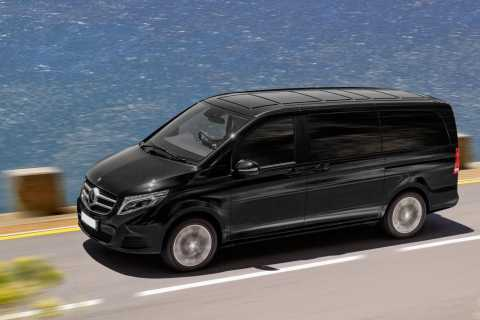 Private Transfer from Naples to Amalfi or Vice Versa