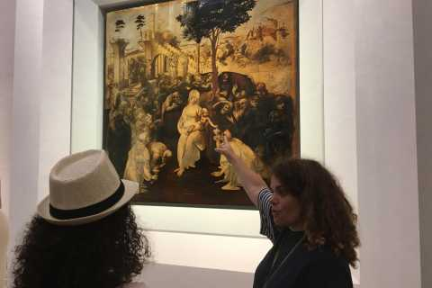 Florence: Uffizi Gallery Private Guided Tour