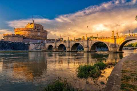 Rome: Castel Sant'Angelo Tour With Skip-the-line Access