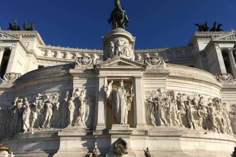 Rome: Half-Day Guided Tour with a Local Guide