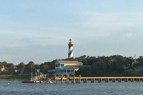 St. Augustine: 2.5-Hour Downtown Boat and Walking Tour