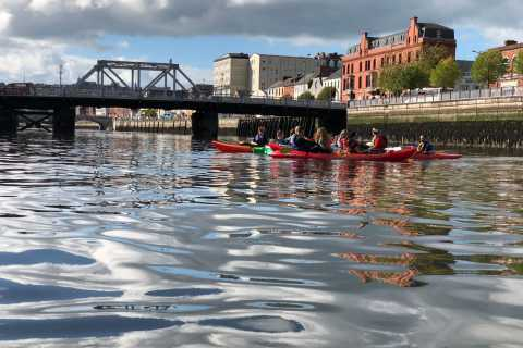 Cork: tour guidato in kayak di 2,5 ore