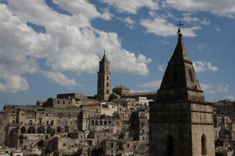 Matera: 4-Day Private Movie Sets and Surrounding Area Tour