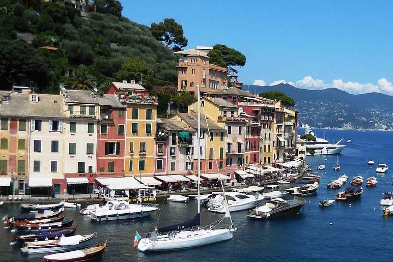 Portofino & Santa Margherita Kleingruppentour ab Genua