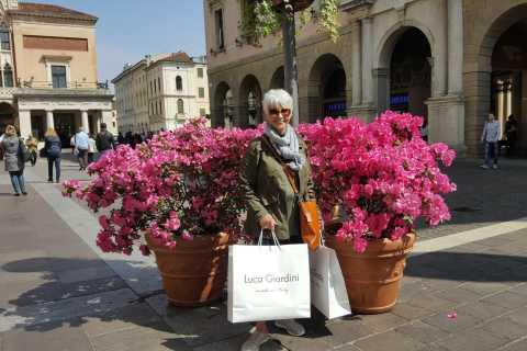 Padova: Guided Shopping Walk