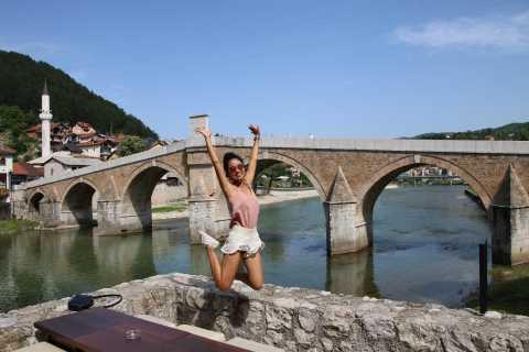 Sarajevo: One-Way Tour to Dubrovnik via Mostar