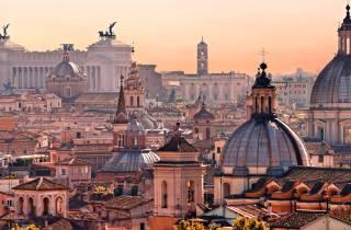 Rom: Romantische 2-stündige private Abendtour