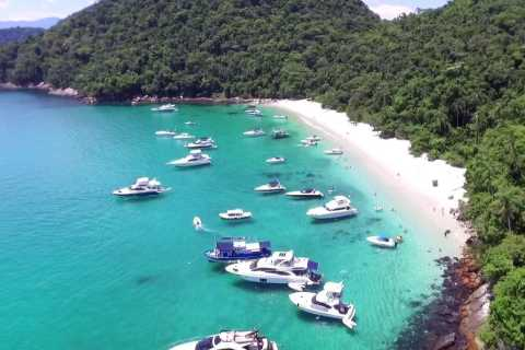 From Abraão, Ilha Grande: Paradisiac Islands Full-Day Tour